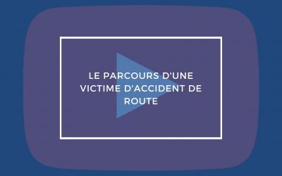 Le parcours d'une victime d'accident de route